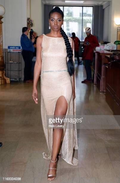 Models provided by Revalushion Management Agency for Solel International's Annual Fete Moroamericana featuring designs by Audyssy Designs at Houston...