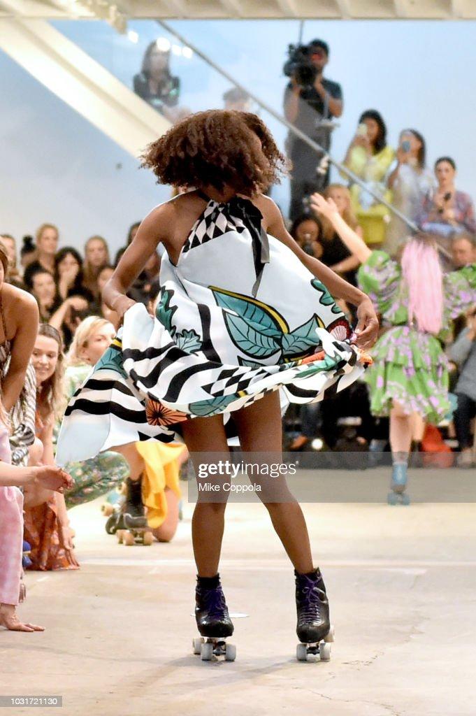 NY: Cynthia Rowley - Presentation - September 2018 - New York Fashion Week