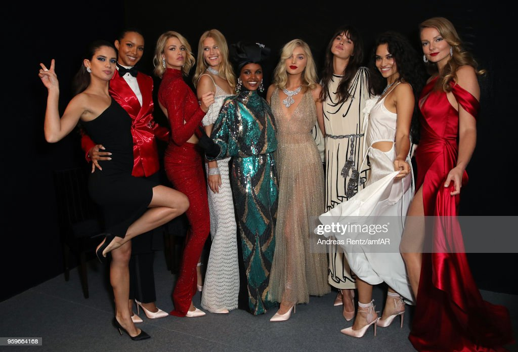 amfAR Gala Cannes 2018 - Backstage
