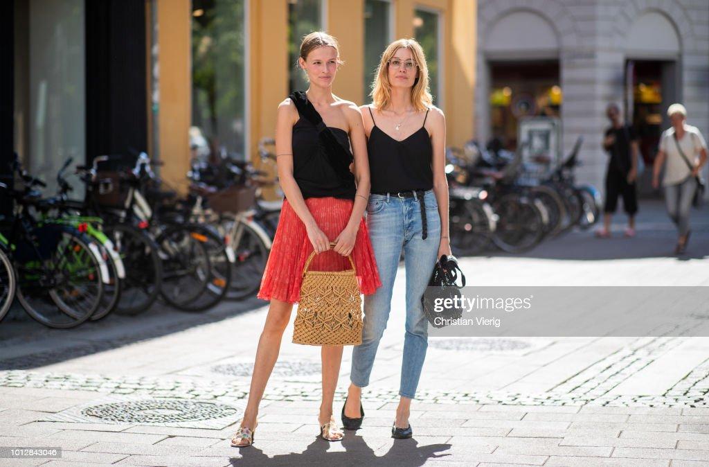 1fbad5232e026 Street Style - Copenhagen Fashion Week Spring Summer 2019 - Day 1   News  Photo