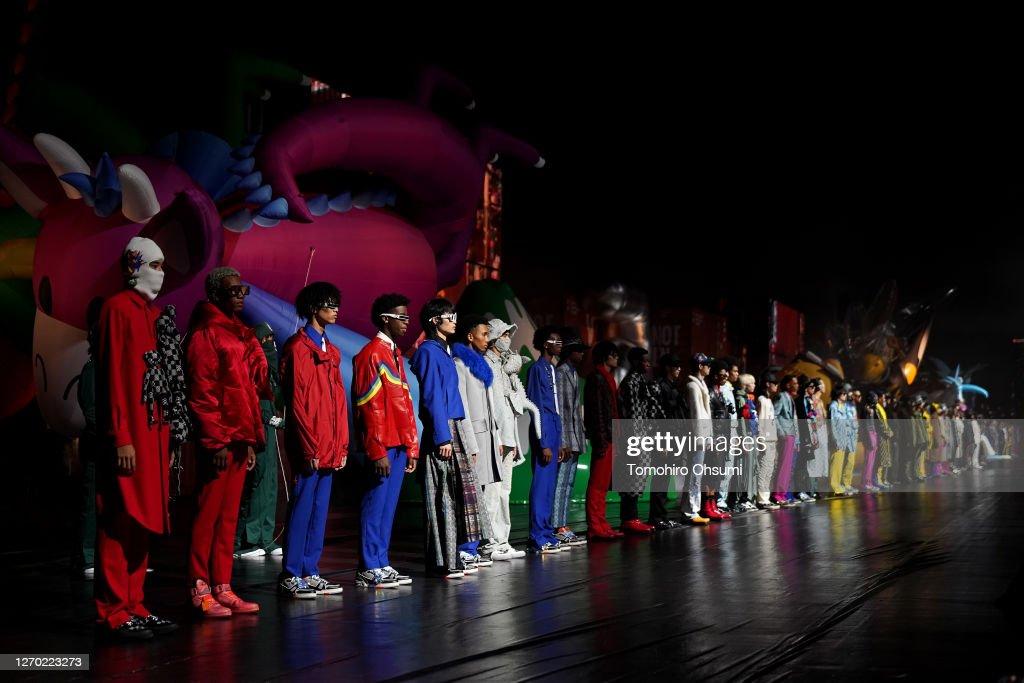 Louis Vuitton Men 2021 Spring/Summer - Runway : ニュース写真