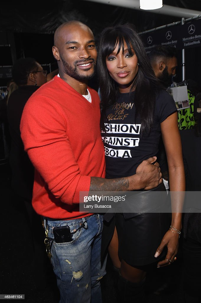 Naomi Campbell's Fashion For Relief Charity Fashion Show - Backstage : News Photo
