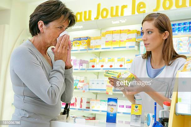 Models Various Drugs Against Cold Dolirhume And Sore Throat Pastil And Syrup