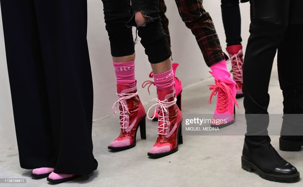 ITA: Iceberg - Backstage: Milan Fashion Week Autumn/Winter 2019/20