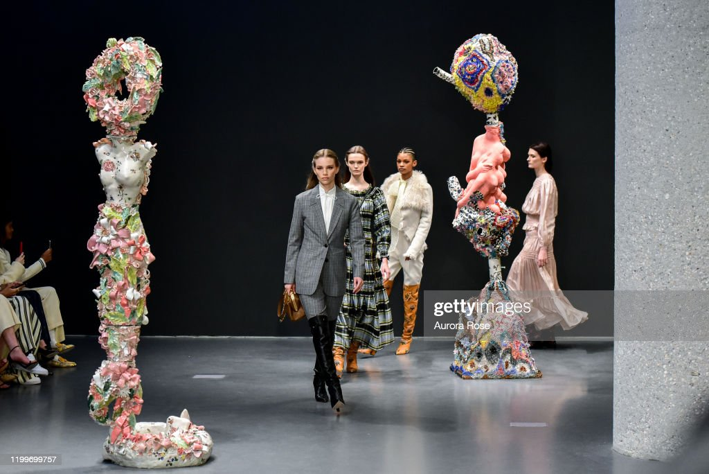 Tory Burch AW/20 Fashion Show : ニュース写真