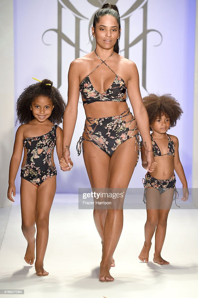 FL: Hot-As-Hell 2017 Collection at SwimMiami - Runway