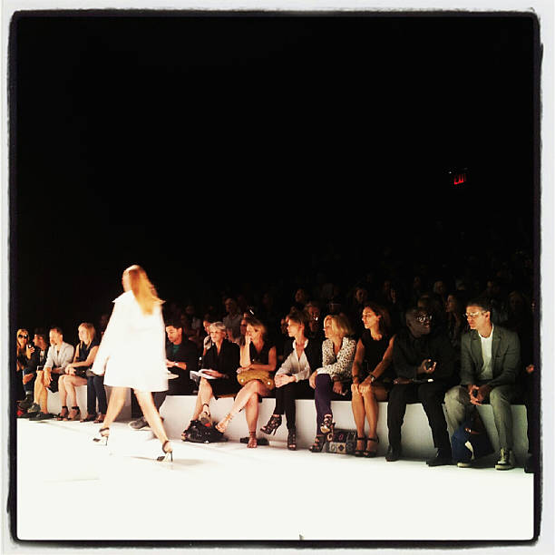 An Alternative View - Spring 2013 Mercedes-Benz Fashion Week