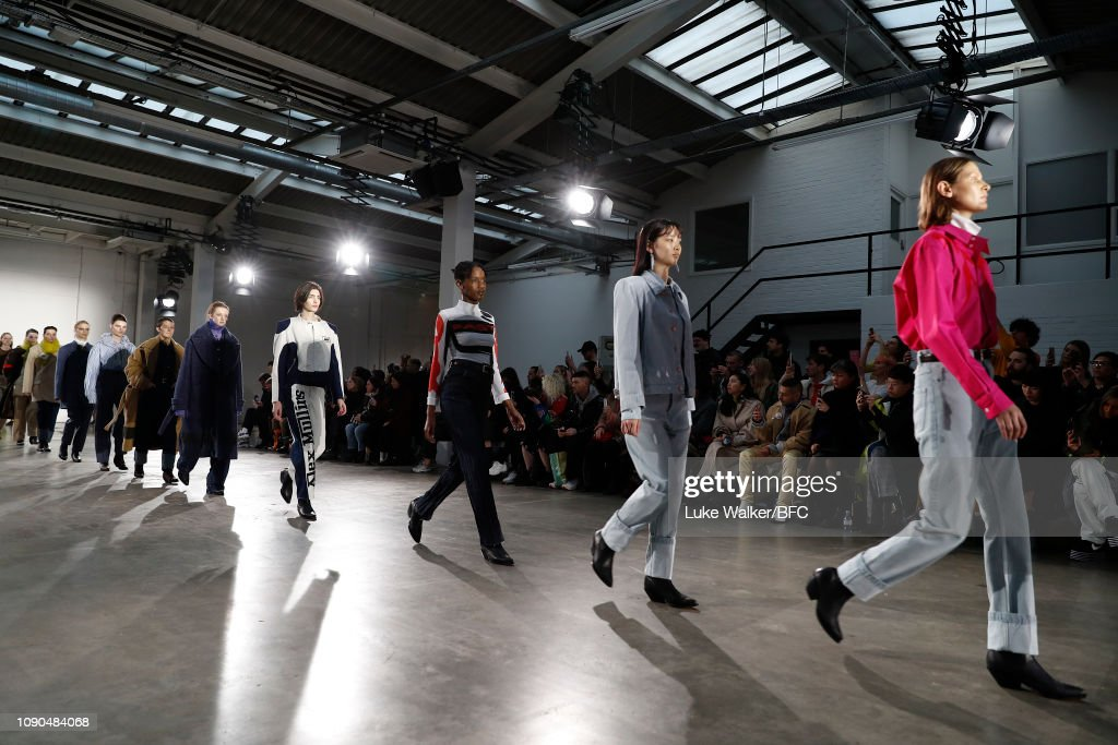 Alternative View - LFWM January 2019 : ニュース写真