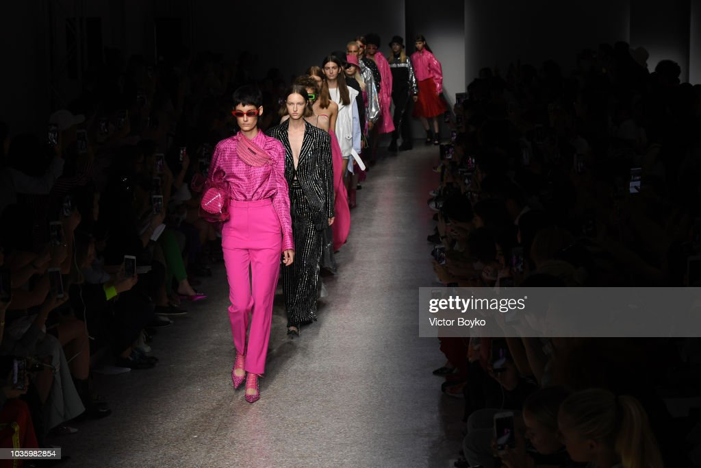 Annakiki - Runway - Milan Fashion Week Spring/Summer 2019