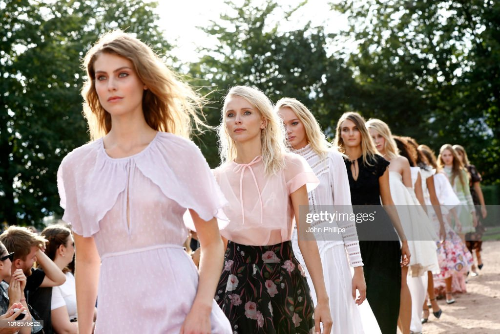 Best Of Oslo Runway SS19