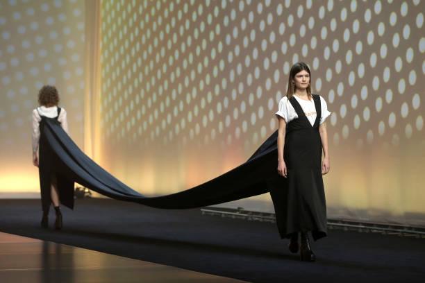 "ITA: Altaroma 2021 - Casa Preti ""Ama"" Fashion Show - Runway"