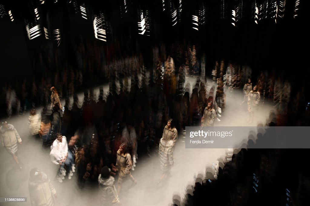 TUR: Alternative View - Mercedes-Benz Fashion Week Istanbul - March 2019