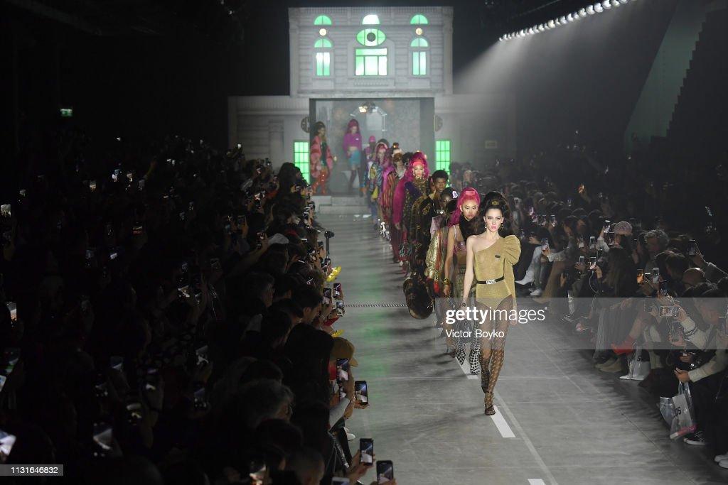 ITA: GCDS - Runway: Milan Fashion Week Autumn/Winter 2019/20