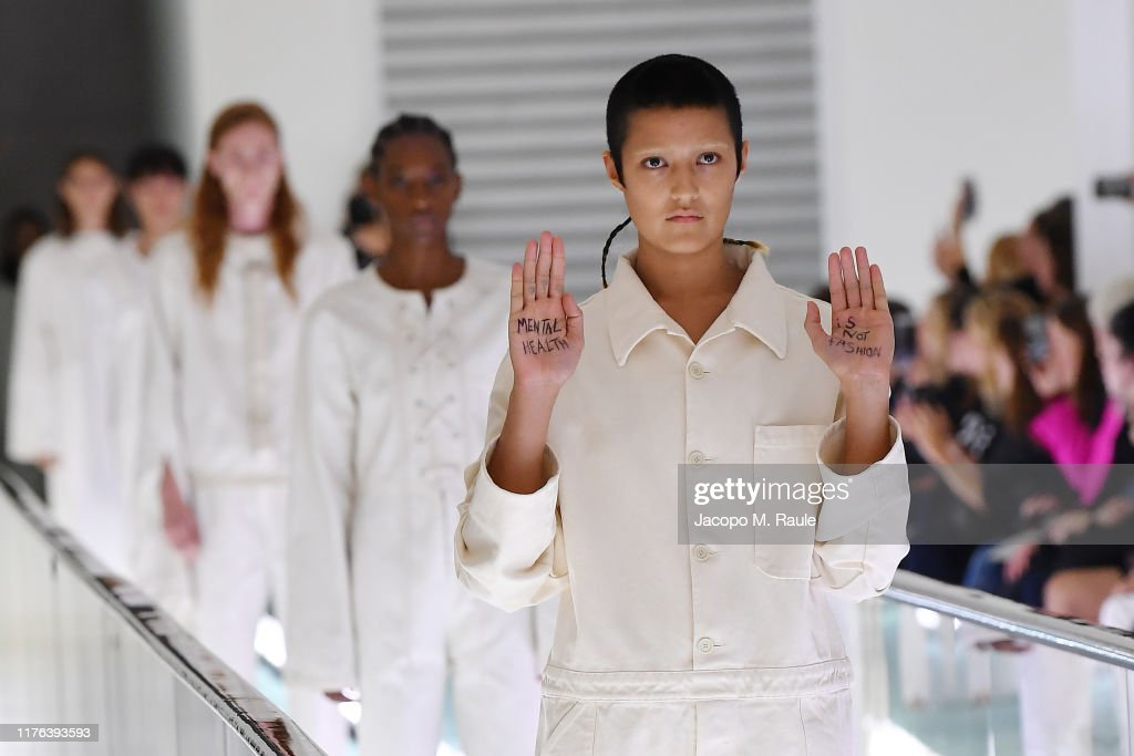 Gucci - Runway - Milan Fashion Week Spring/Summer 2020 : News Photo