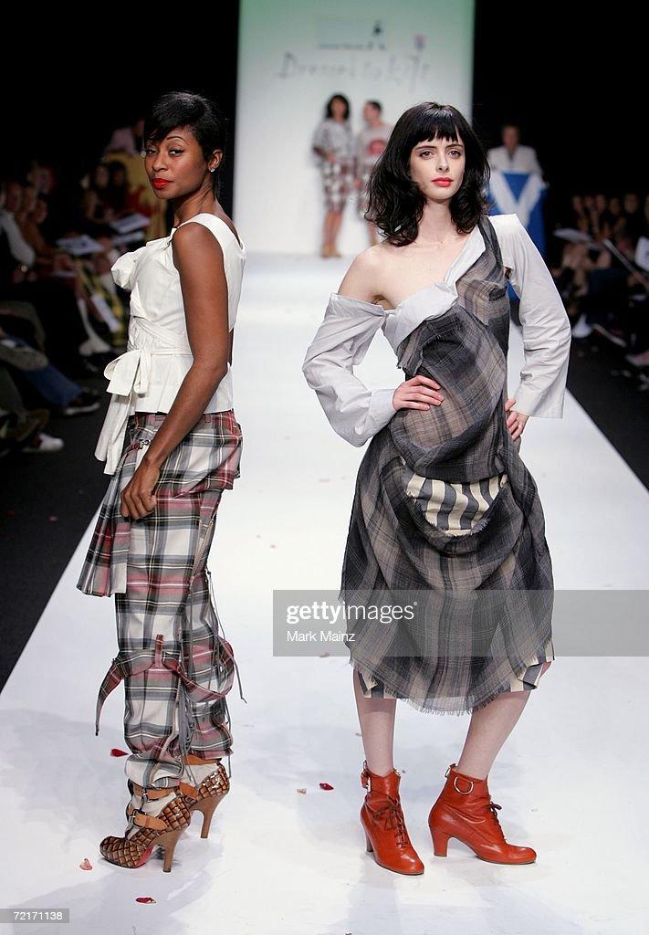 An Evening Of Scottish Fashion - Inside : News Photo