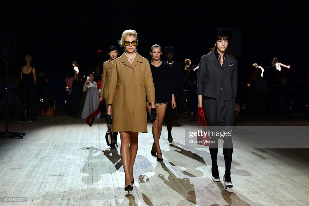 Marc Jacobs Fall 2020 Runway Show : ニュース写真