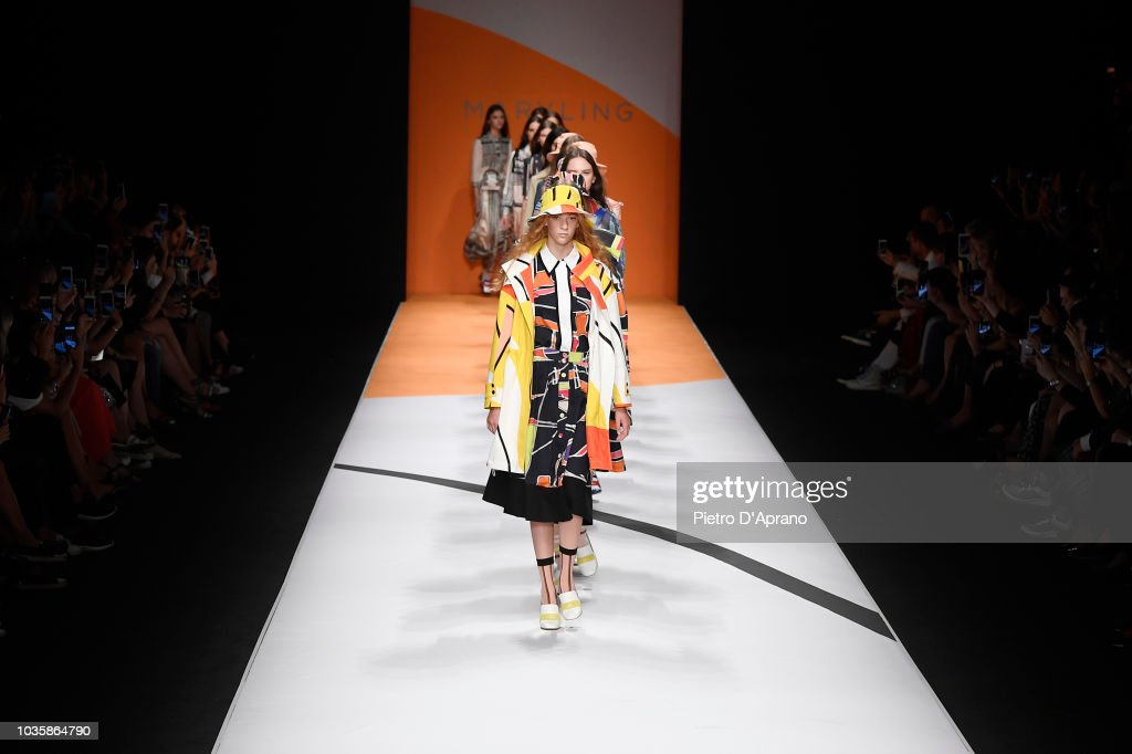 Maryling - Runway - Milan Fashion Week Spring/Summer 2019
