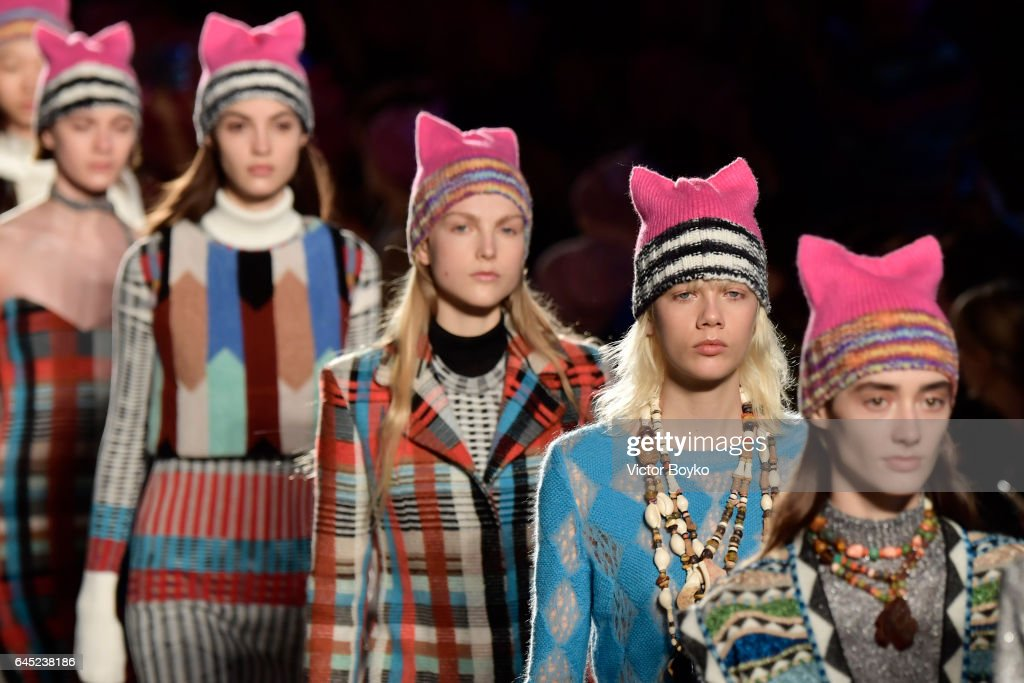 Feminism on the runway