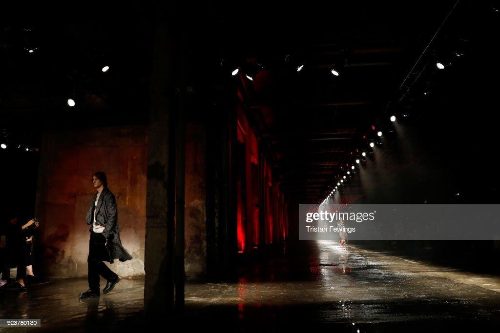 Missoni - Runway - Milan Fashion Week Fall/Winter 2018/19