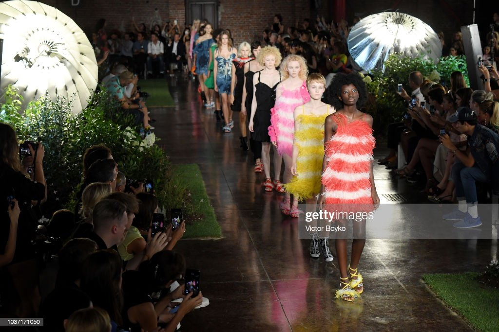 MSGM - Runway - Milan Fashion Week Spring/Summer 2019