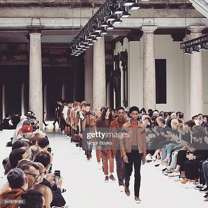 Instant Views - Milan Men's Fashion Week Spring/Summer 2017 : News Photo