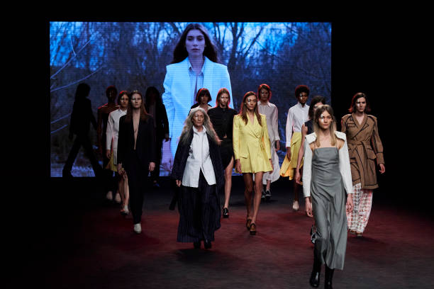 ESP: Otrura - Mercedes Benz Fashion Week Madrid - April 2021