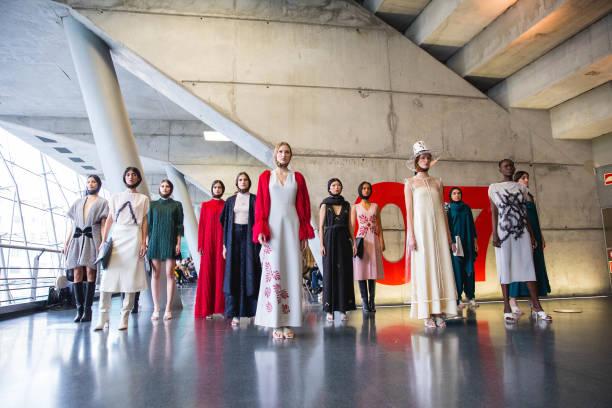ESP: Pilar Dalbat - Mercedes Benz Fashion Week Madrid - April 2021