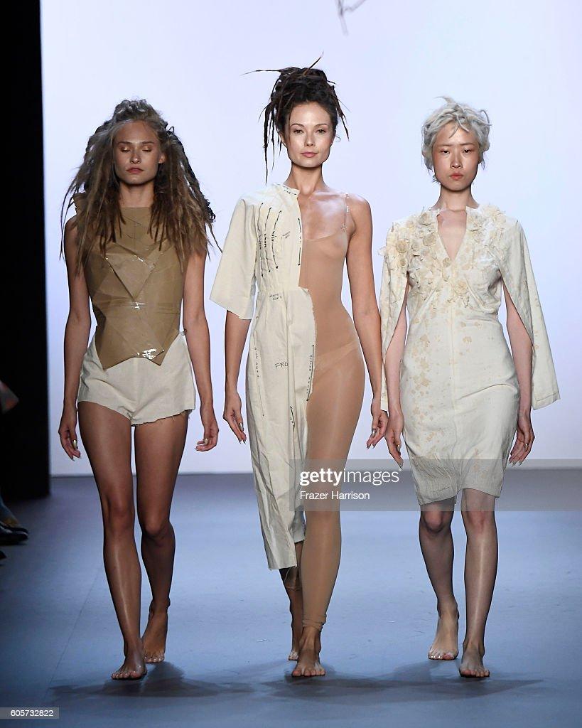 NY: Runa Ray - Runway - September 2016 - New York Fashion Week: The Shows