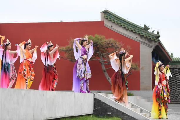 CHN: 2021 Beijing Fashion Week - Day 2