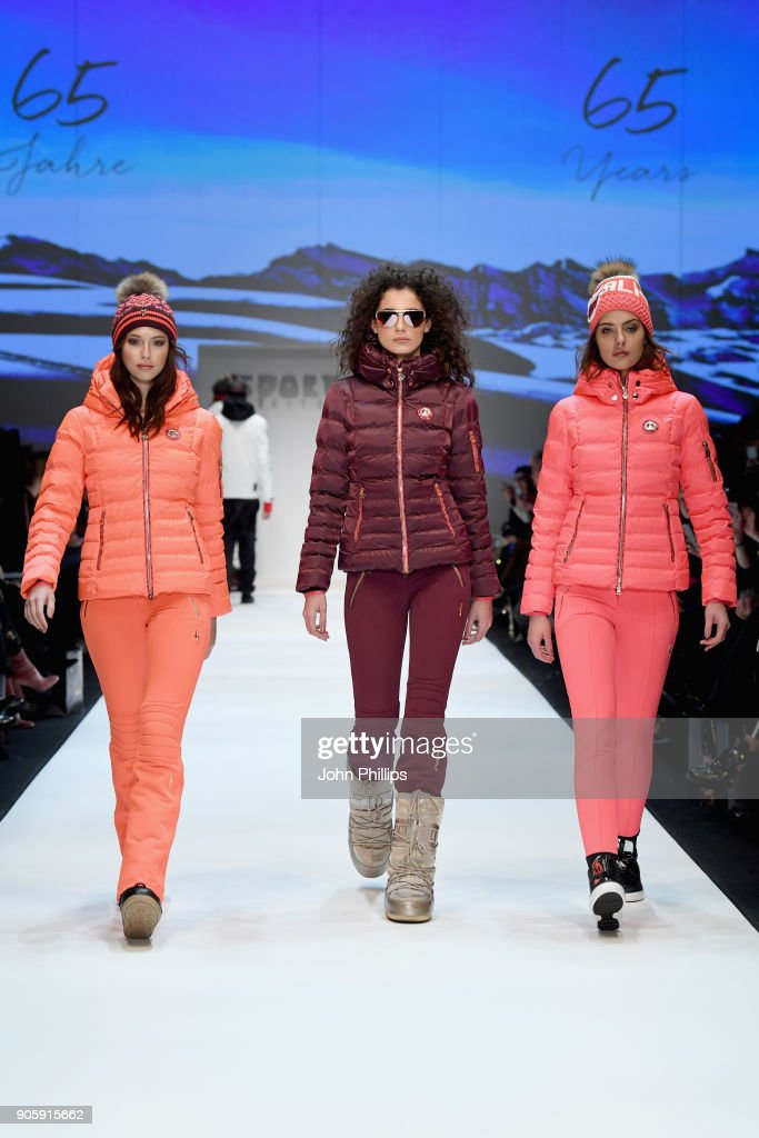 Sportalm Show - MBFW Berlin January 2018