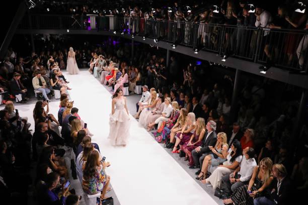 DEU: Runway - Unique Fashion Show Spring-Summer 2020