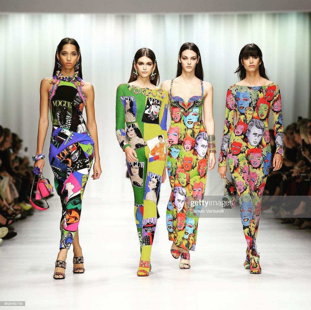 Instant Views - Milan Fashion Week Spring/Summer 2018 : News Photo