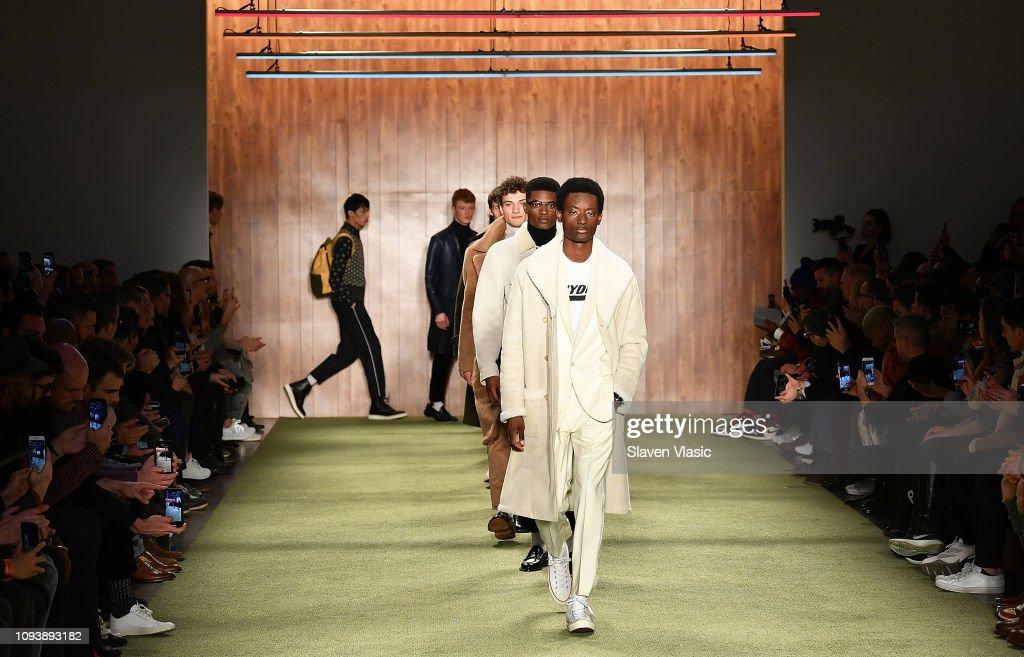 Todd Snyder - Runway - New York Fashion Week: Men's : ニュース写真