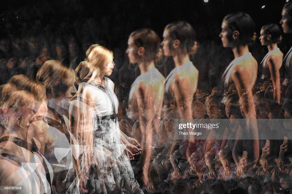 Mercedes-Benz Fashion Week Spring 2015 - Alternative Views : News Photo