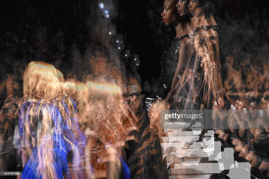Mercedes-Benz Fashion Week Spring 2015 - Alternative Views : News Photo