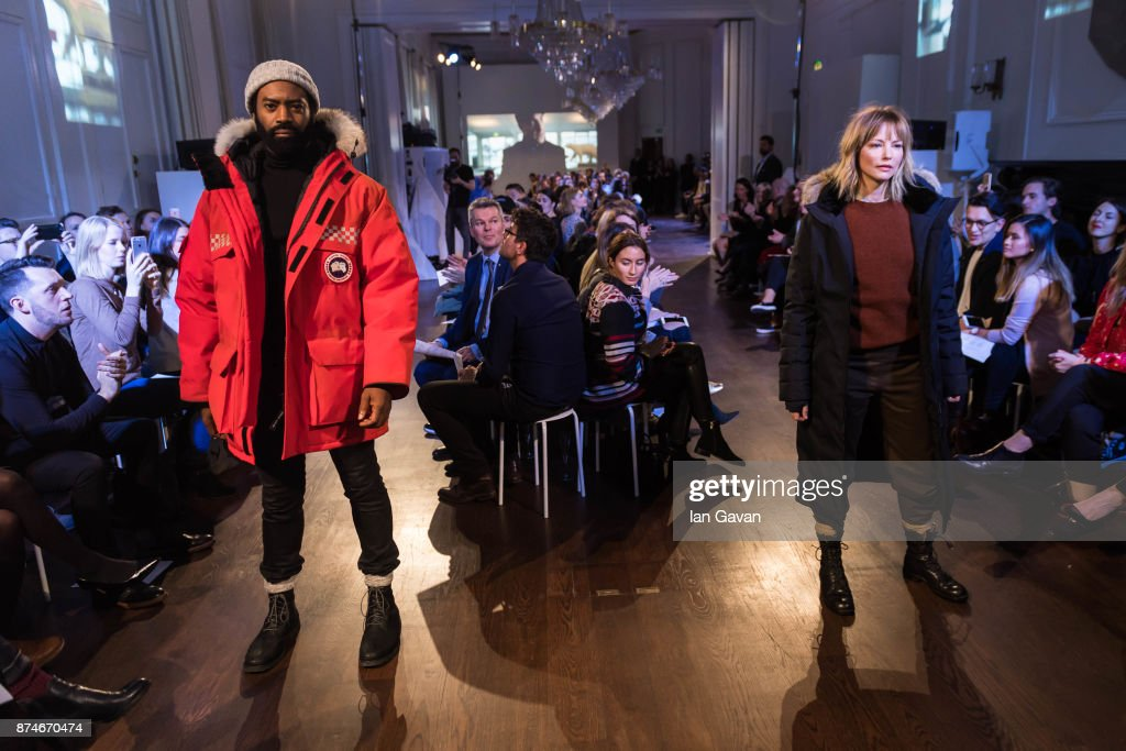 Canada Goose x London: Celebrating London Flagship Opening and 60th Anniversary : ニュース写真
