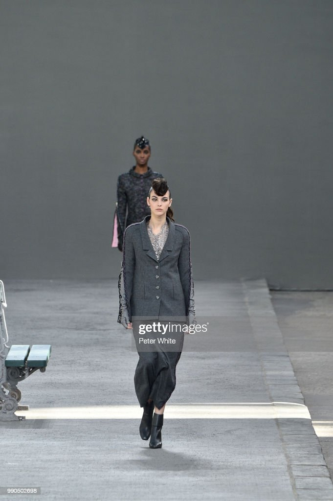 FRA: Chanel : Runway - Paris Fashion Week - Haute Couture Fall Winter 2018/2019