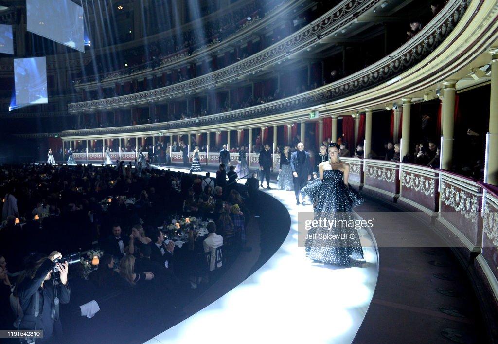 The Fashion Awards 2019 - Show : ニュース写真