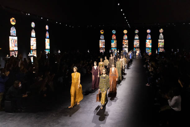 FRA: Dior : Runway - Paris Fashion Week - Womenswear Spring Summer 2021
