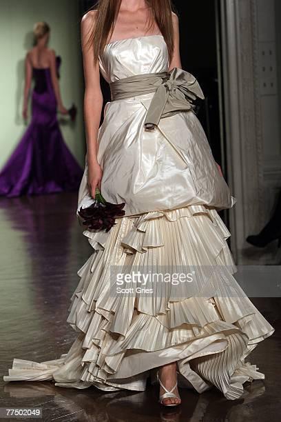 Models Walk The Runway During Vera Bridal Collection Show Held At Ukrainian Insute