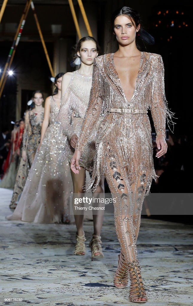 Zuhair murad paris fashion week 69