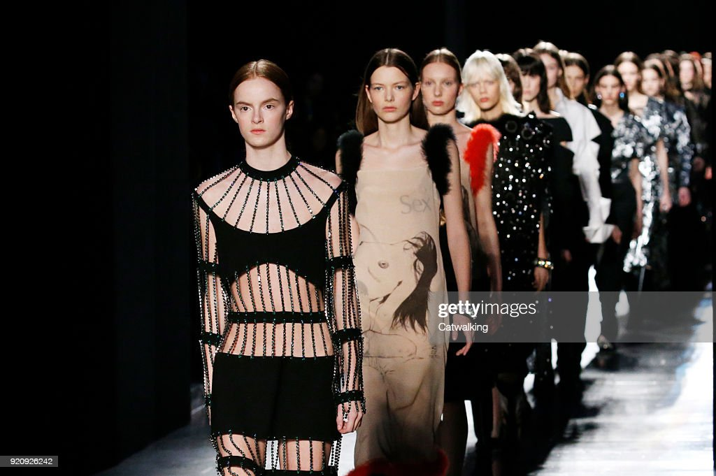 Christopher Kane - Runway RTW - Fall 2018 - London Fashion Week