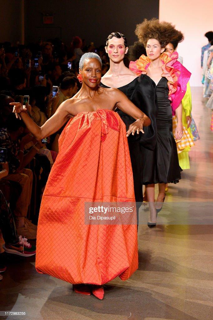 Christopher John Rogers - Runway - September 2019 - New York Fashion Week: The Shows : News Photo