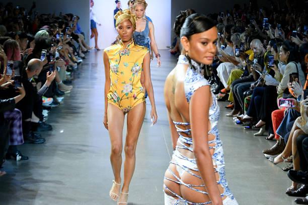 NY: Kim Shui - Runway - September 2019 - New York Fashion Week: The Shows