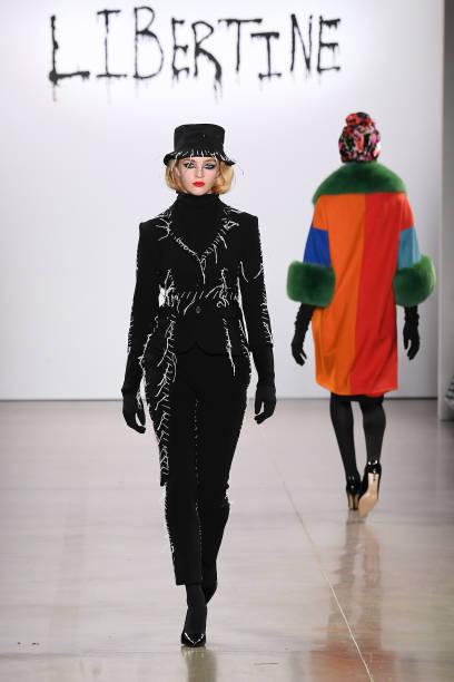 NY: Libertine - Runway - February 2020 - New York Fashion Week: The Shows