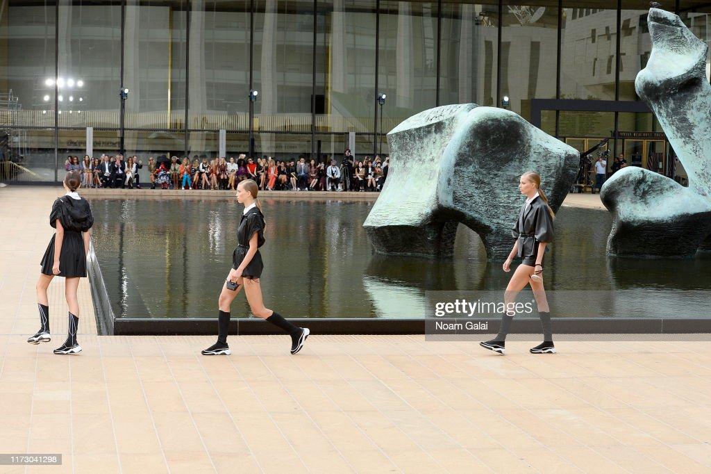 Longchamp - Runway - September 2019 - New York Fashion Week : ニュース写真