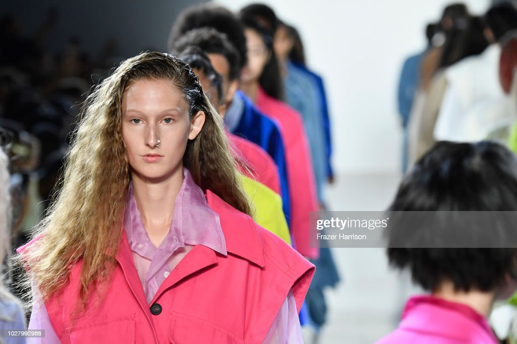 Matthew Adams Dolan - Runway - September 2018 - New York Fashion Week: The Shows : ニュース写真
