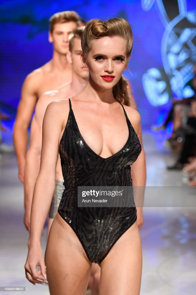 Mister Triple X At Miami Swim Week Powered By Art Hearts Fashion Swim/Resort 2018/19