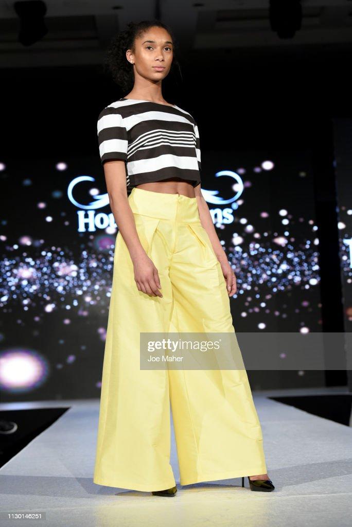 House of iKons During London Fashion Week : News Photo