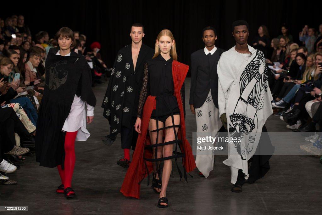 Day 1 -  Copenhagen Fashion Week Autumn/Winter 2020 : News Photo
